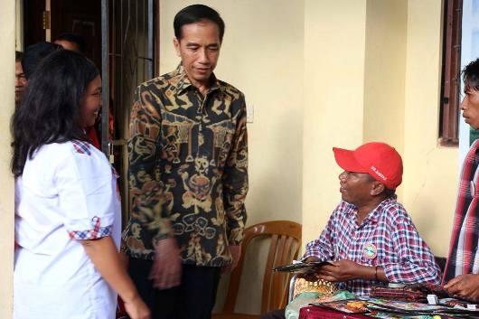 bertemu presiden jokowi
