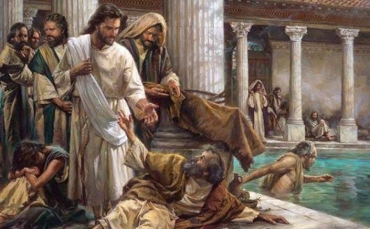 Penyembuhan-pada-hari-Sabat-di-kolam-Betesda
