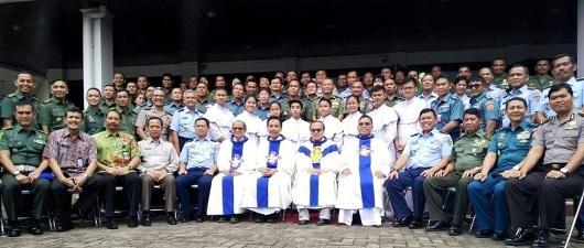 Paskah Bersama TNI-Polri