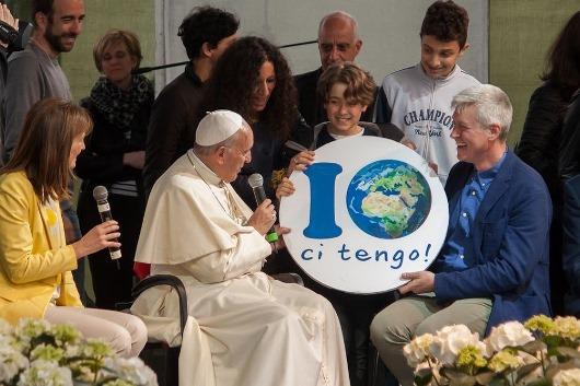 Paus Hari Bumi