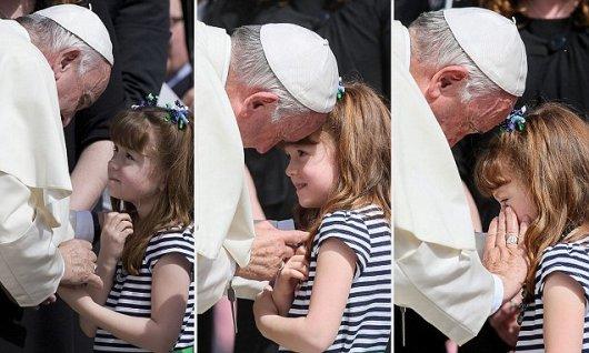 Paus dan Lizzy dari dailymail.co.uk