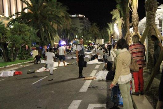 Kekerasan di Perancis4