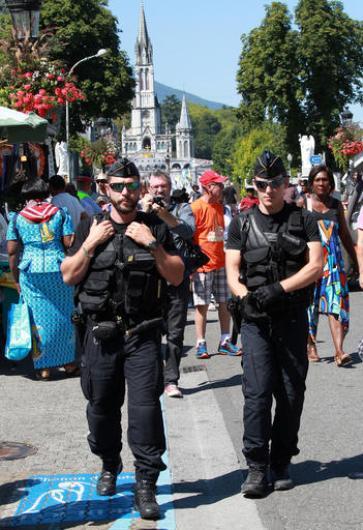 Keamanan Lourdes