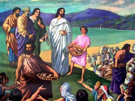 Yesus-memberi-makan-empat-ribu-orang