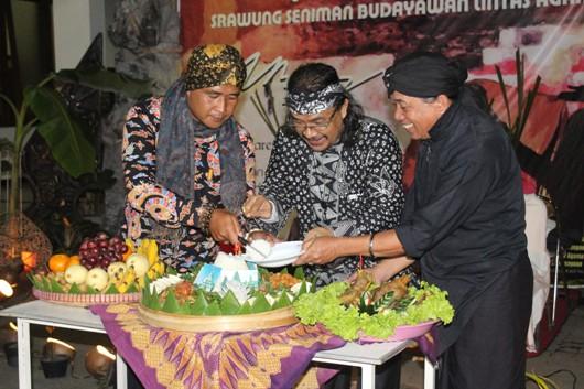Srawung Budayawan di Ungaran (2)