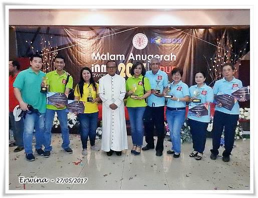 "Website Sathora dan Majalah MeRasul Raih ""Best of the Best"" dai web sathora.or.id"