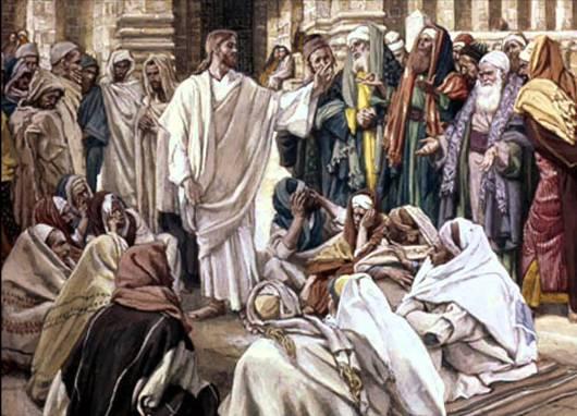 Gospel of Mark Chapter 12