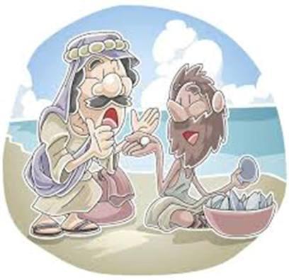 Yesus, kita dan keja