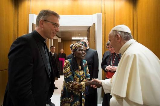Paus dan Persatuan Gereja-Gereja seDunia