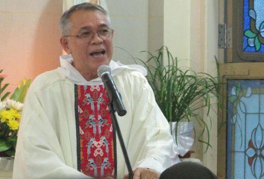 Pastor Edmund Nantes OP