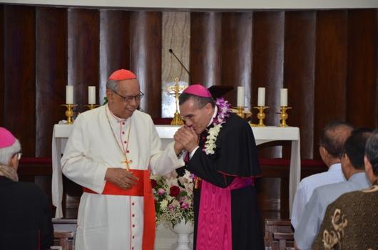 Duta Vatikan dan Kardinal