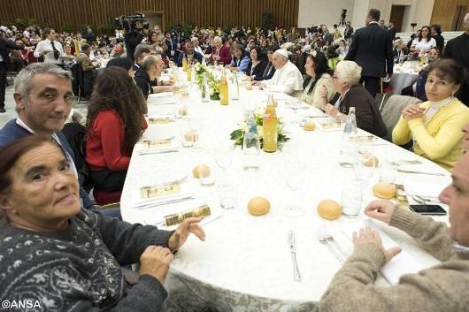 Makan siang bagi orang miskin 3