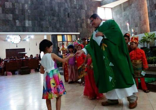 Sumpah anak anak di Bongsari (1)