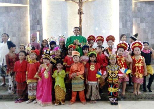 Sumpah anak anak di Bongsari (2)
