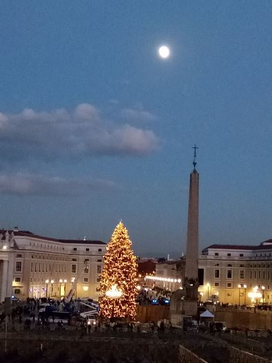 Vatikan Natal 1