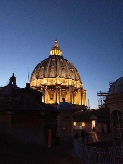 Vatikan Natal 2