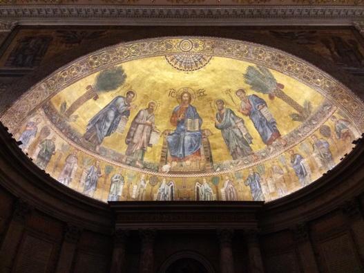 Basilika Santo Paulus di Luar Tembok Kota Roma2
