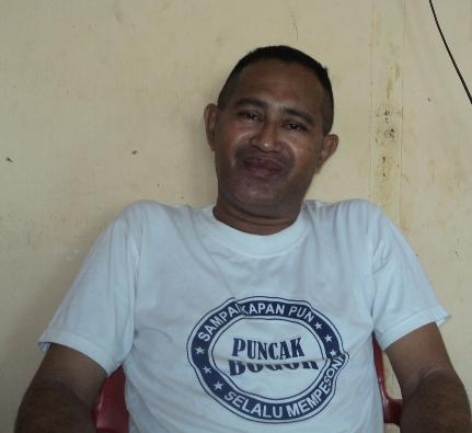 Pastor Johanes Kota Sando Pr