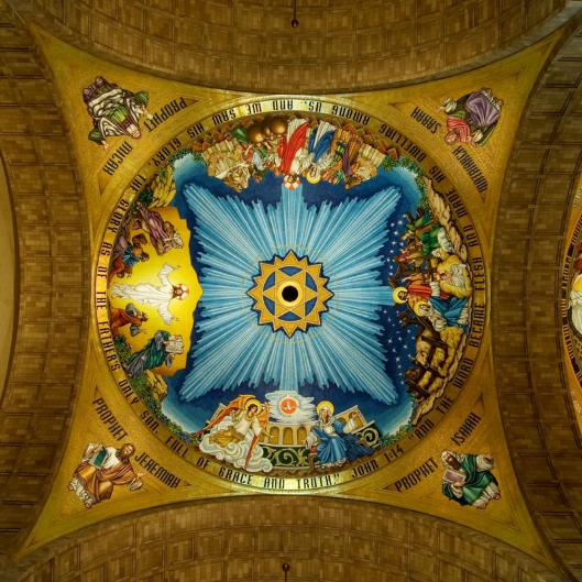 Kuba Inkarnasi oleh Leandro Miguel Velasco, diambil dari Trinity Dome