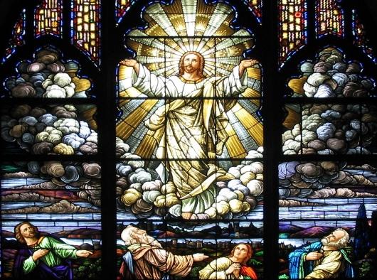 Holy Spirit and Jesus Christ