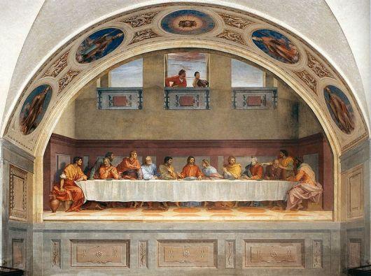 Museum of the Last Supper of Andrea del Sarto