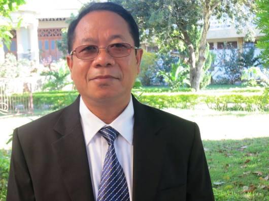 Pastor Bernardus Raho SVD