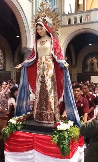 Maria Bunda Segala Suku
