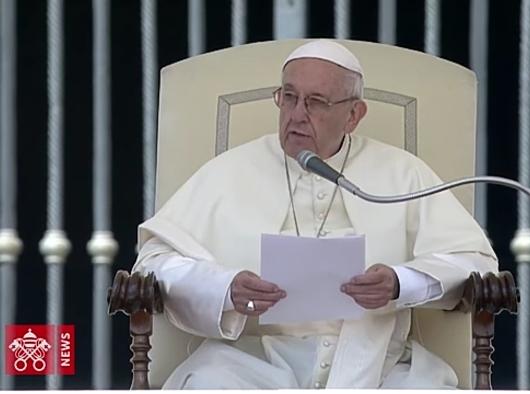 Berdasarkan Vatican News