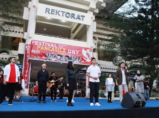 Festival Pancasila UNY