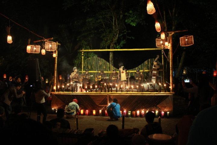 Suasana Festival Think #3/PEN@ Katolik/LAT