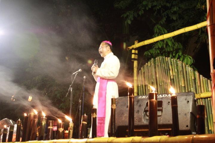 Mgr Robertus Rubiyatmoko/PEN@ Katolik/LAT
