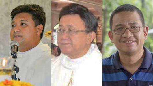 para imam yang meninggal