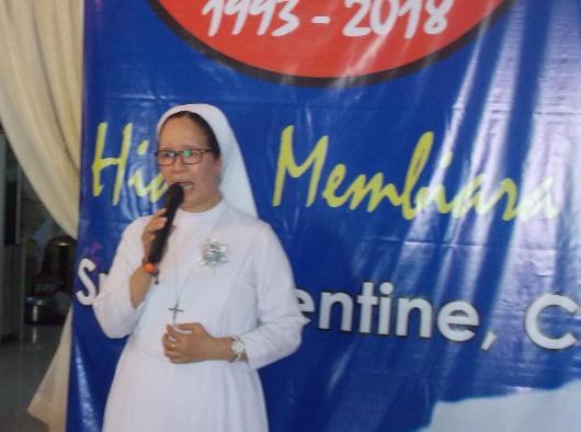 Suster Clarentine CIJ/Konradus