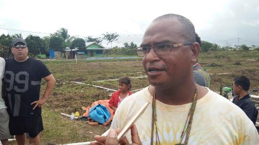 Ketua Komisi PSE KAME Bruder Yohannes Kedang MTB/ym