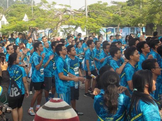 Sebagian peserta. Foto: krm