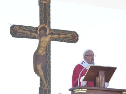 Misa Paus di Palermo 2