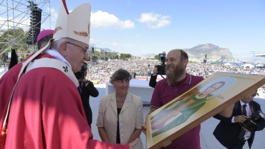 Misa Paus di Palermo 6