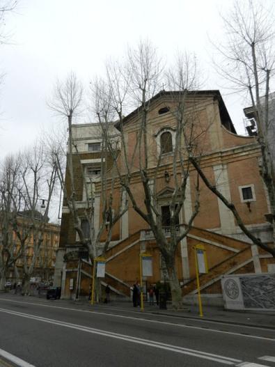 Gereja Santa Maria della Concezione dei Cappuccini. Foto Wikipedia