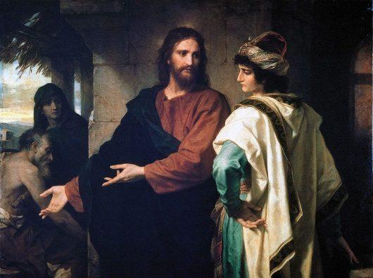 Kristus dan orang kaya