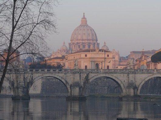 Negara Kota Vatikan. Foto Vatican Media