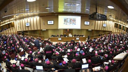 Sidang Umum Sinode Para Uskup tentang Orang Muda. Foto Vatican Media