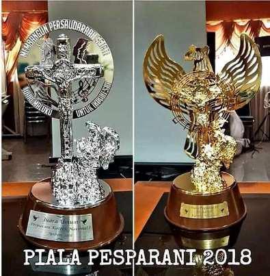 Piala Pesparani 2018