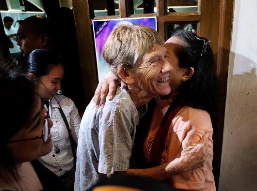Suster Patricia Fox. Foto CBCPNews