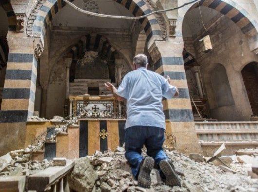 Umat Kristiani terus menjadi kelompok agama yang paling rentan terhadap penganiayaan, kata ACN.