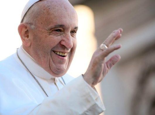 Paus Fransiskus. AFP