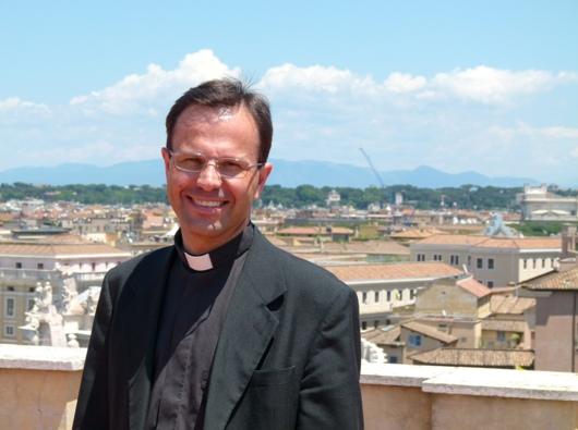 Foto: CNS photo/courtesy FSO Rome