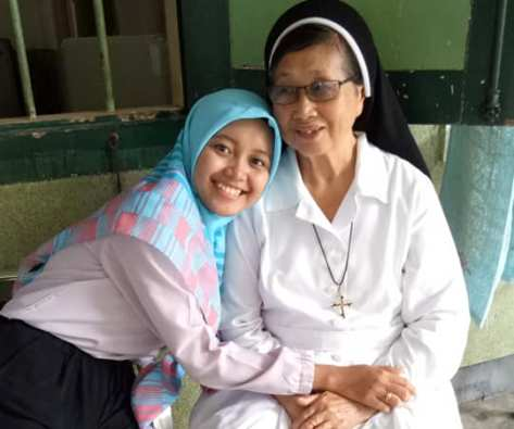 Biara St Maria Cirebon5
