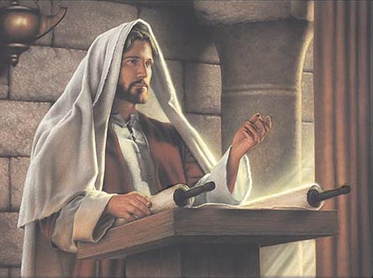 Luke 1 1-4; 4 14-21