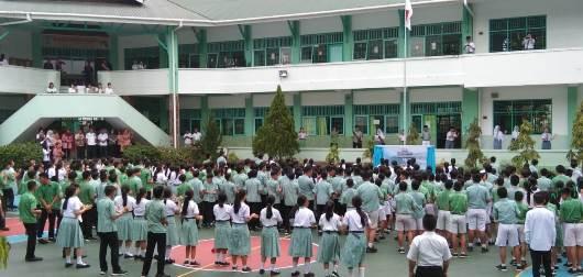 SMA dan SMP Katolik Theodorus 1