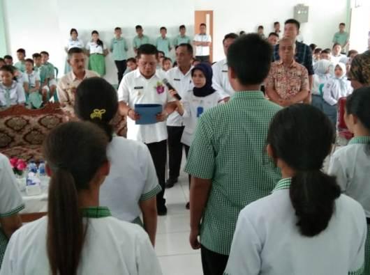 SMA dan SMP Katolik Theodorus
